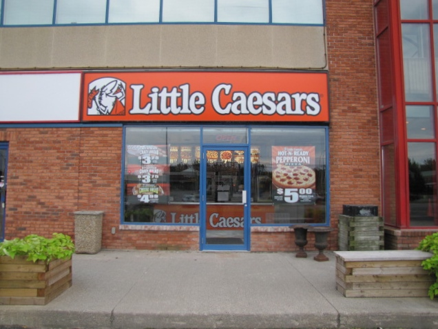 30 reviews of Little Caesars Pizza